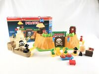 Vintage 1992 SPECTRA PIRATES Complete Play Set with Box