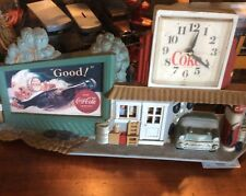 Vintage Coke Clock Made In USA
