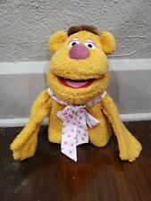 Disney Muppets Fozzie Bear Hand Puppet -  by Madame Alexander
