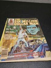 The Six Million Dollar Man, Charlton, July 1976,