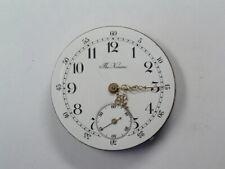 Grade Pocket Watch Movement M-625 Antique The Nassau 15 L Good