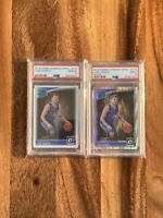 (LIMITED QTY REPACK) Luka Doncic Optic Rated Rookie Cards PSA Graded🔥 (READ)