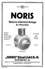 NORIS Batterie-Lichtzünd-Anlage (19), Anleitung DS 6/50/70, D83 (Repro)