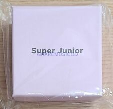 SUPER JUNIOR SMTOWN OFFICIAL GOODS LEETEUK BIRTHDAY BRACELET RHODIUM NEW