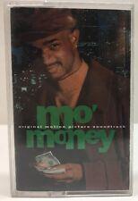 Original Motion Picture Soundtrack Mo' Money Cassette Tape Chrome 28968 1004 4