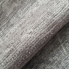 5m DESIGNER THICK HEAVY SOFT  DAMASK UPHOLSTERY SEATING CURTAIN GREY FABRIC 54""