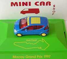 1:87 Mercedes-Benz A-Class W168 BLUE Blue Macau Grand Prix 1997 - Herpa