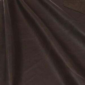 Lammleder Glatt 0,9 mm Dick Echt Leder Haut Fell Oberleder Nappa Leather U114-04