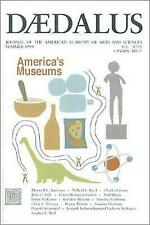 America's Museums by Merican Academy of Arts and Sciences