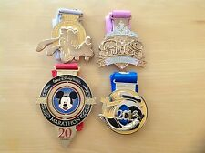 2013 WALT DISNEY WORLD marathon medals set (4) medals