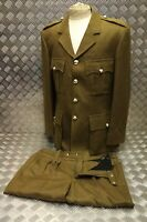 Genuine British Army Officers Royal Signal No 2 Dress Uniform 2 Piece Suit