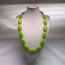 Silicone Bead Necklace | Funky Fashion Jewellery | Autism Sensory ASD Aspergers
