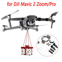 For DJI Mavic 2 Zoom/Pro Drone Delivery Device Air Thrower Dropping System Parts