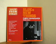 Jazz from Italy - GUIDO MANUSARDI - Blue & New Things - Carosello CLE 21018
