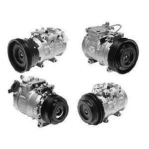 For 2003-2007 Honda Accord 3.0L V6 OEM Denso AC A//C Compressor NEW