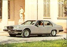 Maserati Quattroporte III English, Italian & French language sales brochure
