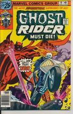 Ghost Rider #19 Very Fine Minus VF- (7.5) Marvel Comics (1976)