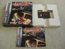 Need for Speed Carbon GBA Spiel komplett mit OVP und Anleitung