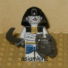 LEGO Pharaoh's Quest 7306 Mini Figure Minifig Mummy