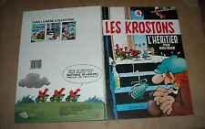 LES KROSTONS L'HERITIER N°4 EO 1984 DELIEGE