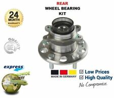 FOR KIA CEE'D SW 1.4 1.6 2.0 CRDi CVVT 2006--ON NEW REAR WHEEL BEARING HUB KIT