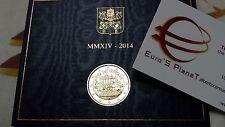 2 euro VATICAN 2014 Vaticano Vatikan 25 mur Berlin wall wand muro pared стена