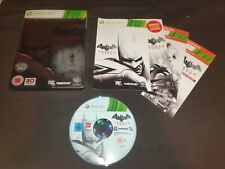 BATMAN ARKHAM CITY Microsoft Xbox 360 Game STEELBOOK