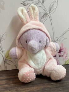 Humphreys Corner Small Lottie Elephant In Pyjamas Sleepsuit Soft Plush Toy