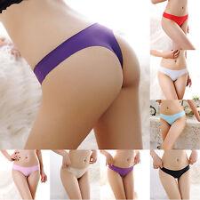 lot Women Seamless Panties Briefs Underwear Lingerie Knickers Thongs G-String
