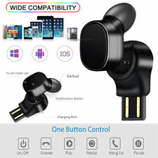 Wireless Earbuds Bluetooth Earphone Headphone For Samsung Note8 S9 S10 S20+ A10e