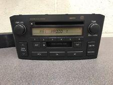 Toyota Avensis Grey W53900 car radio stereo CD Player Head Unit Cq-Ms6270L