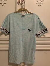 victoria secret pink Size S Shirt Blue