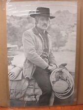 Vintage Poster butch cassidy and the sundance kid movie Paul Newman Inv#486
