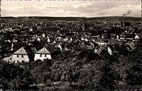 Ansbach Bayern Mittelfranken alte sw AK Partie Blick vom Drechselgarten Panorama
