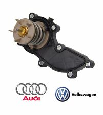 Audi A6 Q Q7 VW Touareg Engine Motor Coolant Thermostat Motorad 06E121111AL