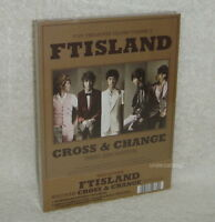 F.T Island FTIsland Cross & Change 2010 Taiwan Ltd CD