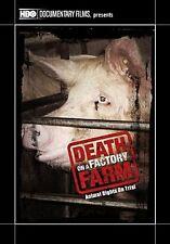 DEATH ON A FACTORY FARM - (full) Region Free DVD - Sealed