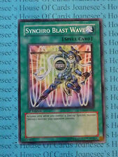 Synchro Blast Wave 5DS1-EN021 Common 3 x Yu-Gi-Oh Card 1st Edition English Mint