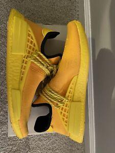 Adidas NMD Hu Human Race Pharrell Extra Eye Yellow Size 11