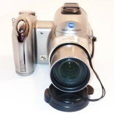 Konica Minolta DiMAGE Z6 6.0MP Digital Camera - Silver