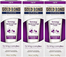 Gold Bond Ultimate Firming Neck & Chest Cream, 2 Oz ( 3 Pack)