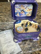 Disney Jasmine's Dance Aladdin Ardleigh Elliott Ever After Music Box 6th Issue