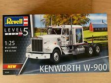 +++ Revell Kenworth W-900 1:25 07659