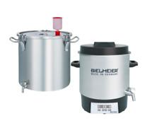 Bielmeier wort kettle / Mash tun