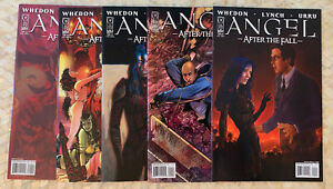 Angel After the Fall (2007) IDW #1-44 Complete Set - Buffy The Vampire Slayer