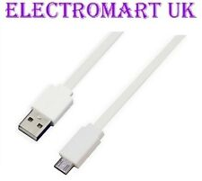 MICRO USB SAMSUNG LG SONY NTC BLACKBERRY MOBILE PHONE DATA SYNC CABLE LEAD 1M