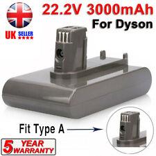 3000mAh 22.2V Li-ion Battery For Dyson Type A DC31 DC34 DC35 DC44 DC45 Animal UK