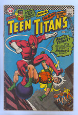 Teen Titans #5 VG+ (Looks Better) Cardy, Wonder Girl, Kid Flash, Robin, Aqualad