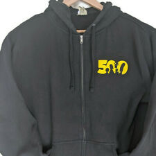 The Simpsons 500th Episode Mens Medium Hoodie Black Bart Lisa Homer Marge