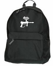 Paintball gun backpack ruck sack Size: 31x42x21cm